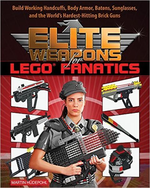 LEGO Book - Elite Weapons