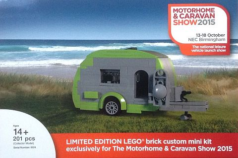 LEGO Certified Professional Camper