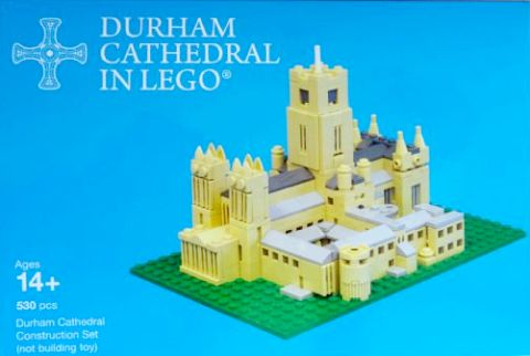 LEGO Certified Professional Durham Cathedral
