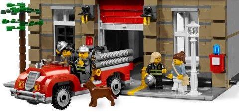 LEGO Classic Fire Truck