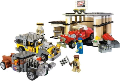 LEGO Classic Hot Rod Collection