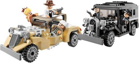 LEGO Classic Style Cars Indiana Jones