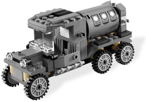 LEGO Classic Style Truck Indian Jones