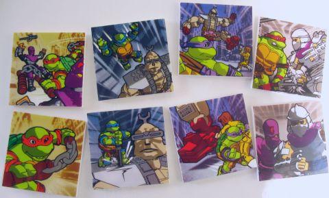 LEGO and Mega Bloks Ninja Turtles 10