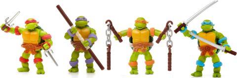 LEGO and Mega Bloks Ninja Turtles 11