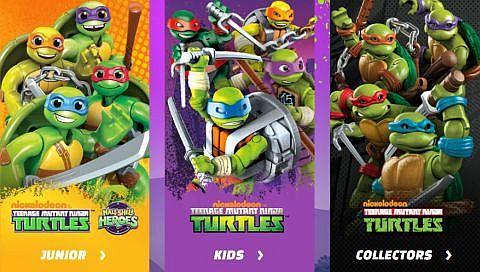 LEGO and Mega Bloks Ninja Turtles 2