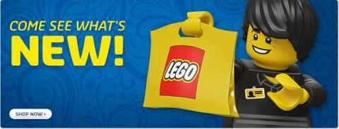 Shop New LEGO Sets Spring 2016