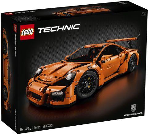 #42056 LEGO Technic Porsche Box Front