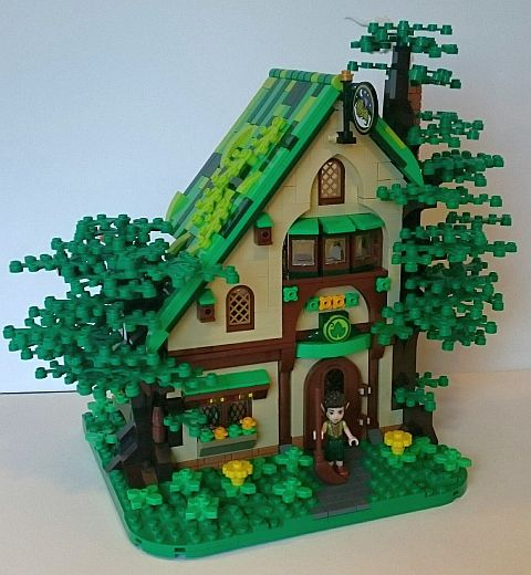 LEGO Elves Starlight Inn by Etzel87