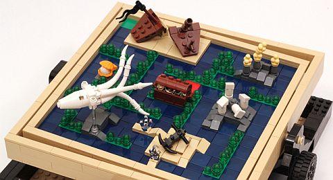 LEGO Ideas Maze Underwater