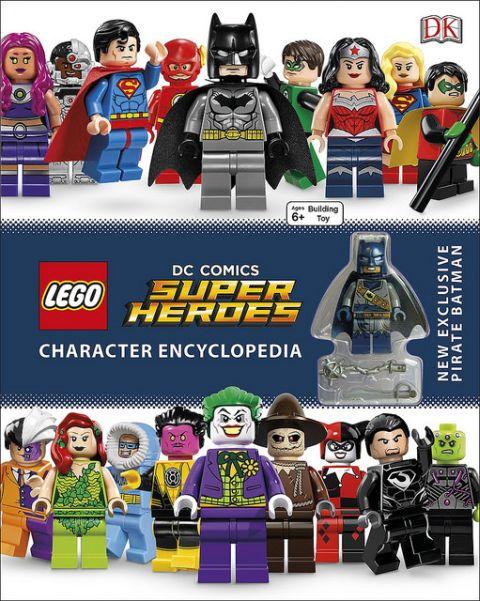 LEGO Super Heroes Character Encyclopedia 1