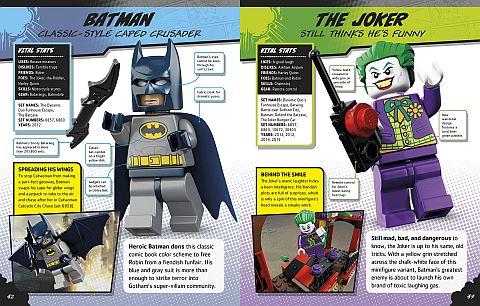 LEGO Super Heroes Character Encyclopedia 2
