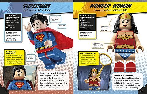 LEGO Super Heroes Character Encyclopedia 3