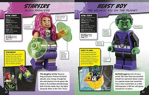 LEGO Super Heroes Character Encyclopedia 5