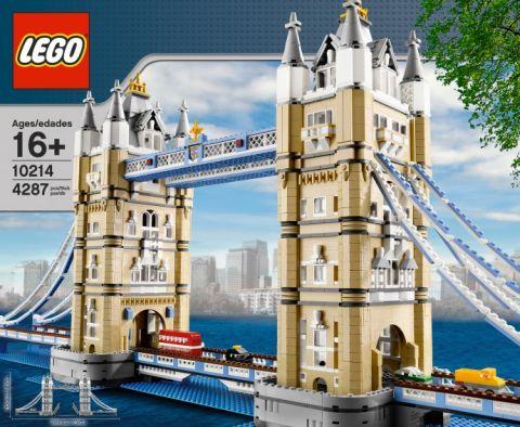 #10214 LEGO Creator Tower Bridge