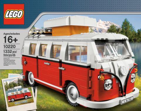 #10220 LEGO Volkswagen Camper