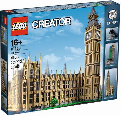 #10253 LEGO Creator Big Ben Box Front