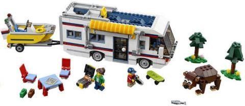 #31052 LEGO Motorhome