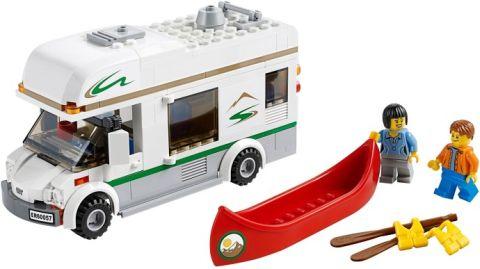 #60057 LEGO City Camper Van