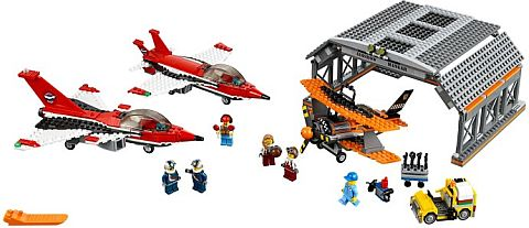 #60103 LEGO City Airport