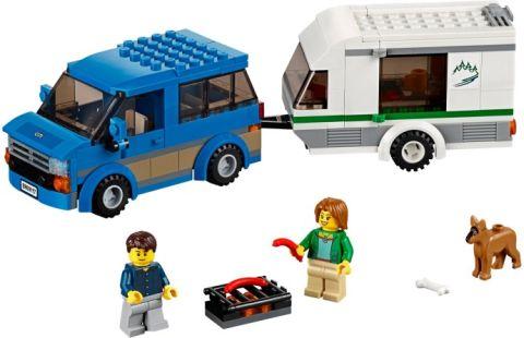 #60117 LEGO City Camper