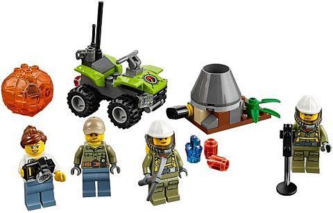 #60120 LEGO City Volcano