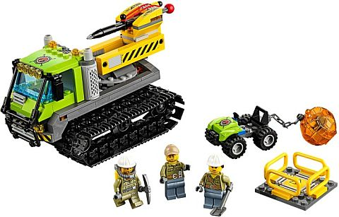 #60122 LEGO City Volcano