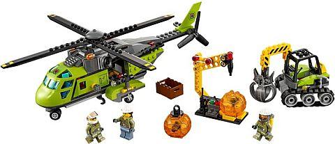 #60123 LEGO City Volcano