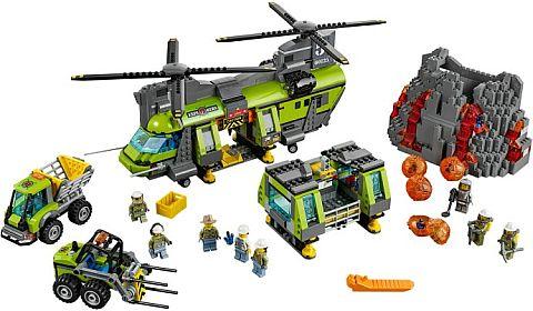 #60125 LEGO City Volcano