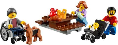 #60134 LEGO City Fun in the Park Wheelchair