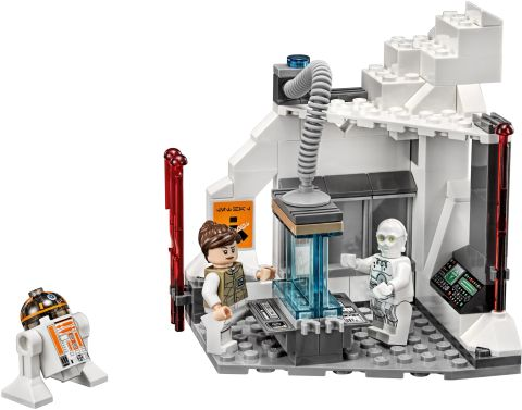 #75098 LEGO Star Wars Assault on Hoth Minifigs