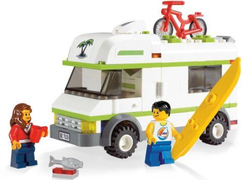 #7639 LEGO City Camper