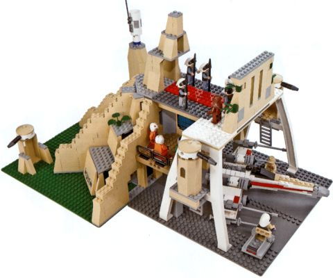 Canceled LEGO Sets Yavin IV