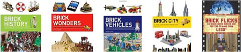 LEGO Brick City Brick Wonders Brick Flicks Brick Vehicles Brick History