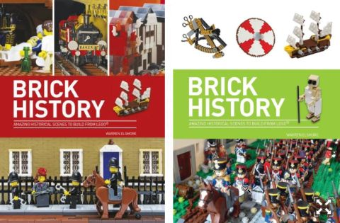 LEGO Brick History Versions