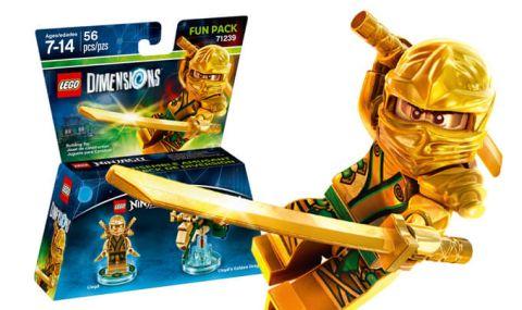 LEGO Dimensions Fifth Wave Ninjago