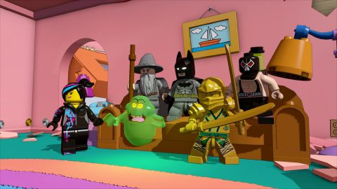LEGO Dimensions Fifth Wave