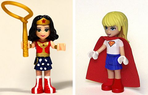 LEGO Friends Custom FIgures by tikitikitempo & Fat Tony