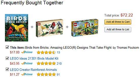 LEGO Ideas Birds Book 3