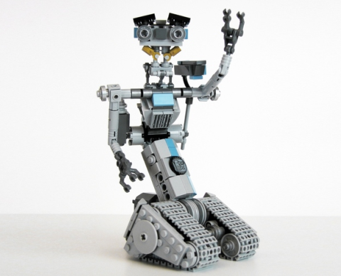 LEGO Ideas Review Period Johnny 5
