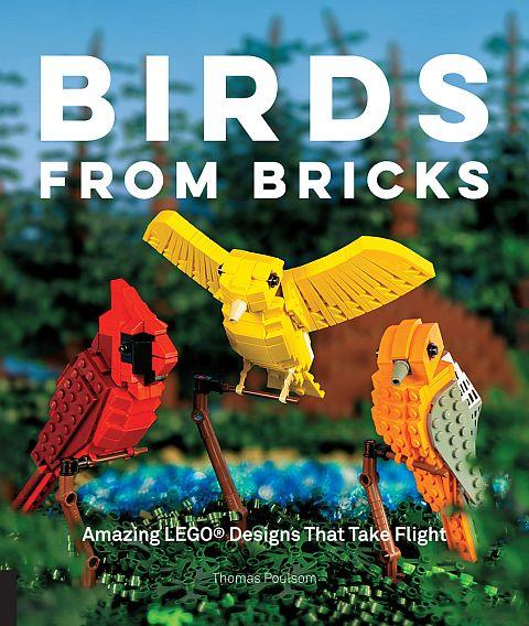 LEGo Ideas Birds Book 1