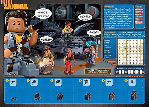 LEGo Star Wars The Freemaker Adventures 2