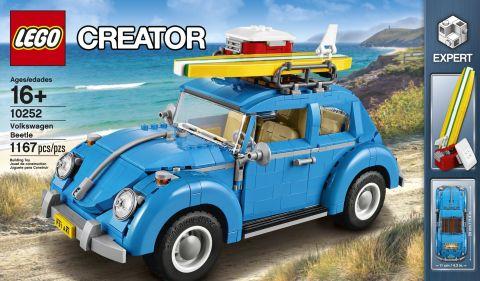 #10252 LEGO Creator Volkswagen Beetle Box