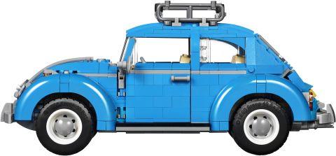 #10252 LEGO Creator Volkswagen Beetle Side