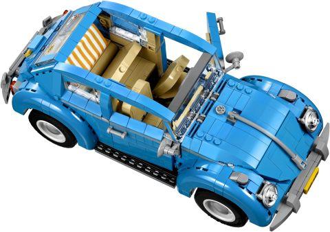 #10252 LEGO Creator Volkswagen Beetle Top