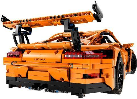 #42056 LEGO Technic Porsche Back Details
