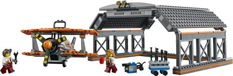 #60103 LEGO City Airport Hangar