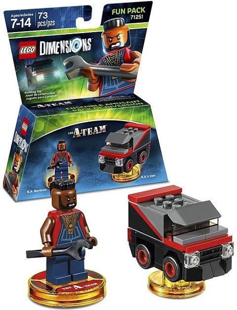 #71251 LEGO Dimensions