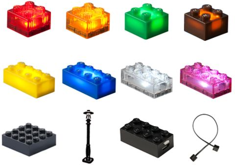 LEGO Light by Light Stax 1
