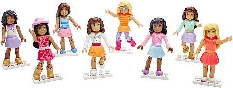 LEGO & Mega Bloks American Girl